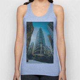 CITY - BUILDING - SQUARE - PHOTOGRAPHY Unisex Tank Top