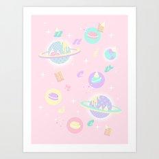 Sweet Universe Art Print