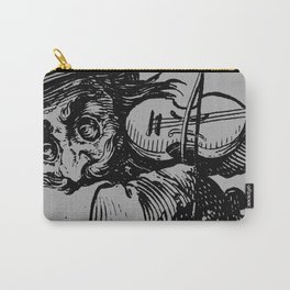 Gobbi in Grey Carry-All Pouch