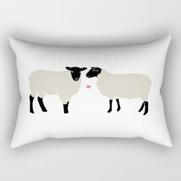 I Miss Ewe Rectangular Pillow