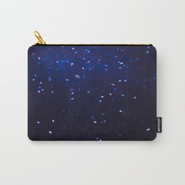 Painted Starry Night Carry-All Pouch