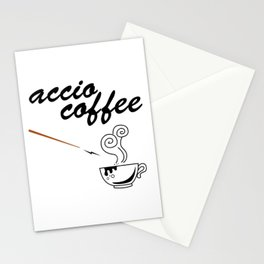 ACCIO COFFEE Stationery Cards