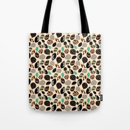 Whimsical Leaves Tote Bag