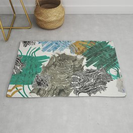 Carbonation Collection: beach Rug