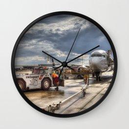Heathrow Airport London Wall Clock