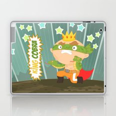 the ruthless kingcobra Laptop & iPad Skin
