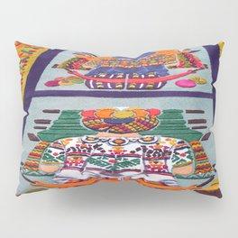 Guatemalan Alfombras Pillow Sham