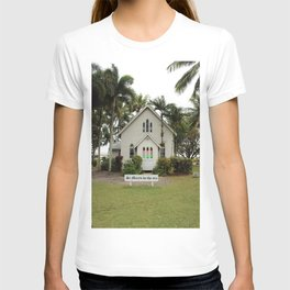 St Mary's by the Sea T-shirt