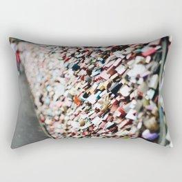 Lock Walk Rectangular Pillow