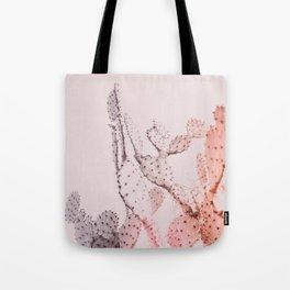 Boho Cactus II Tote Bag
