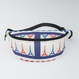 Backgammon – it's a GAME Fanny Pack