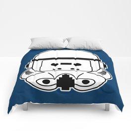 Cassette Trooper Comforters