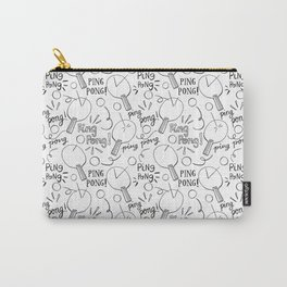 Ping! Pong! Carry-All Pouch