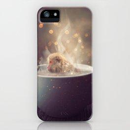 Snuggery iPhone Case