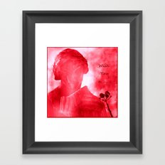 Wish You a ........ Framed Art Print