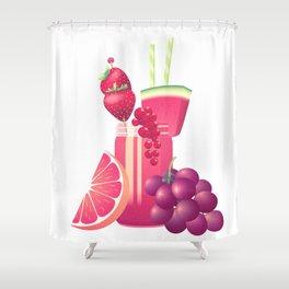 Love Potion Shower Curtain