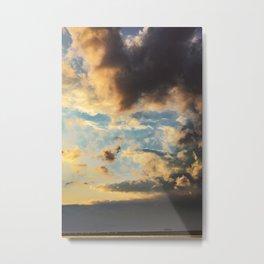 Big clouds Metal Print