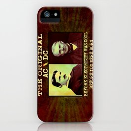 AC/DC - 064 iPhone Case