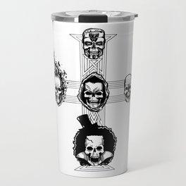 Appetite for Skulls Travel Mug