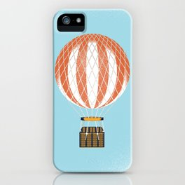 Montgolfier iPhone Case