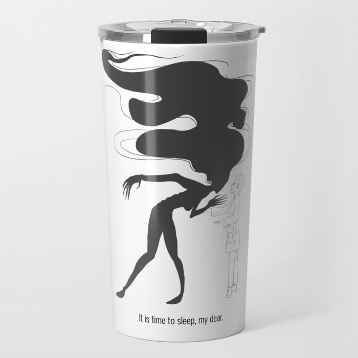 Time to Sleep Travel Mug