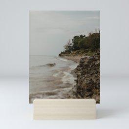 Off The Coast Mini Art Print