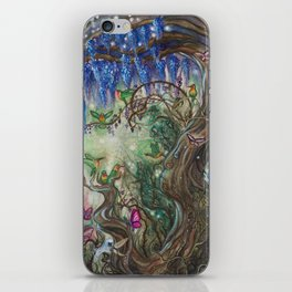 Whispers of the Wisteria iPhone Skin