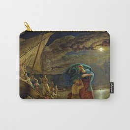 Peter Walks on Water by Philipp Otto Runge Carry-All Pouch