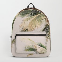 Tropical Palm Tree Backpack