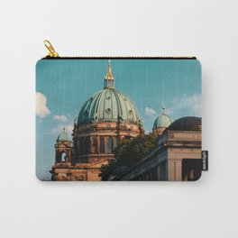 Germany Photography - Berlin Cathedral In The Afternoon Carry-All Pouch