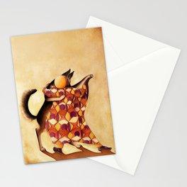White Dog, a novel by Romain Gary Stationery Cards