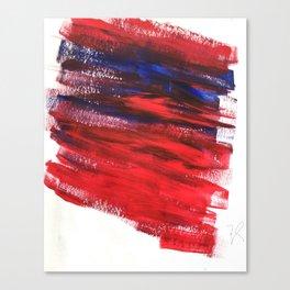nearly Canvas Print
