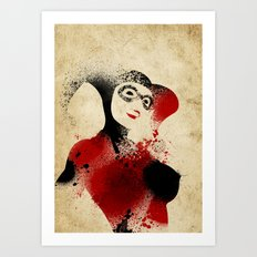 Sweet Insanity Art Print