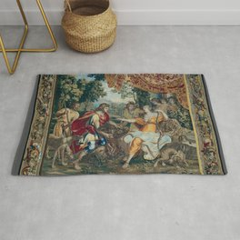 Classical Tapestry design Rug