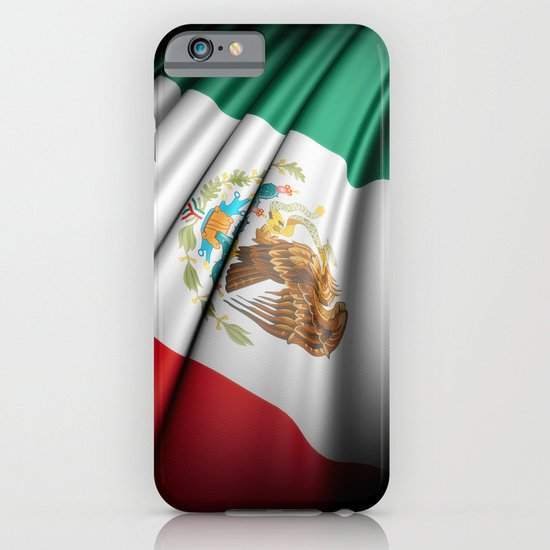 Flag of Mexico iPhone & iPod Case