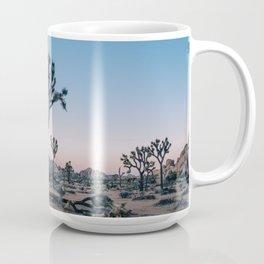 Joshua Tree at Sunset Coffee Mug