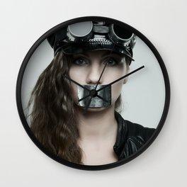 Don't Talk Wall Clock