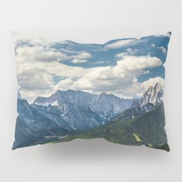 Stunning Julian alps Pillow Sham