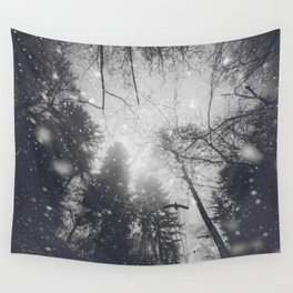 Will you let me pass II Wall Tapestry