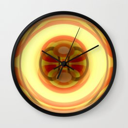 Spacetime path Wall Clock