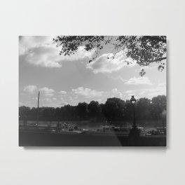 LDN Metal Print