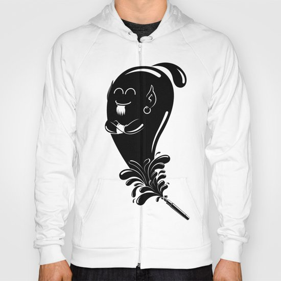 Fountain of wishes Hoody