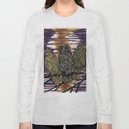 Light sleepers Long Sleeve T-shirt