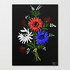Floral design  Canvas Print