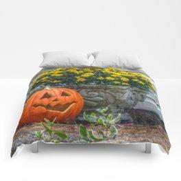 Autumn Scene Comforters