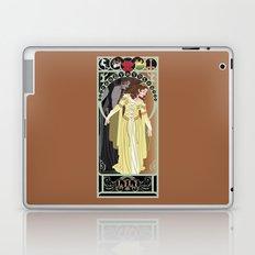Lili Nouveau - Legend Laptop & iPad Skin