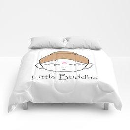 Cute little Buddha Comforters
