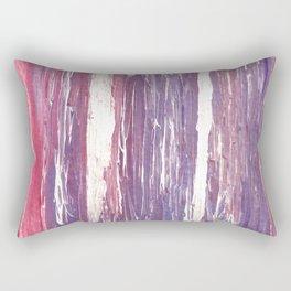 Pink Mist Rectangular Pillow