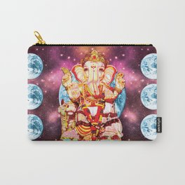 Galactic Ganesha Carry-All Pouch
