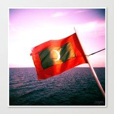 Maldives 03 Canvas Print